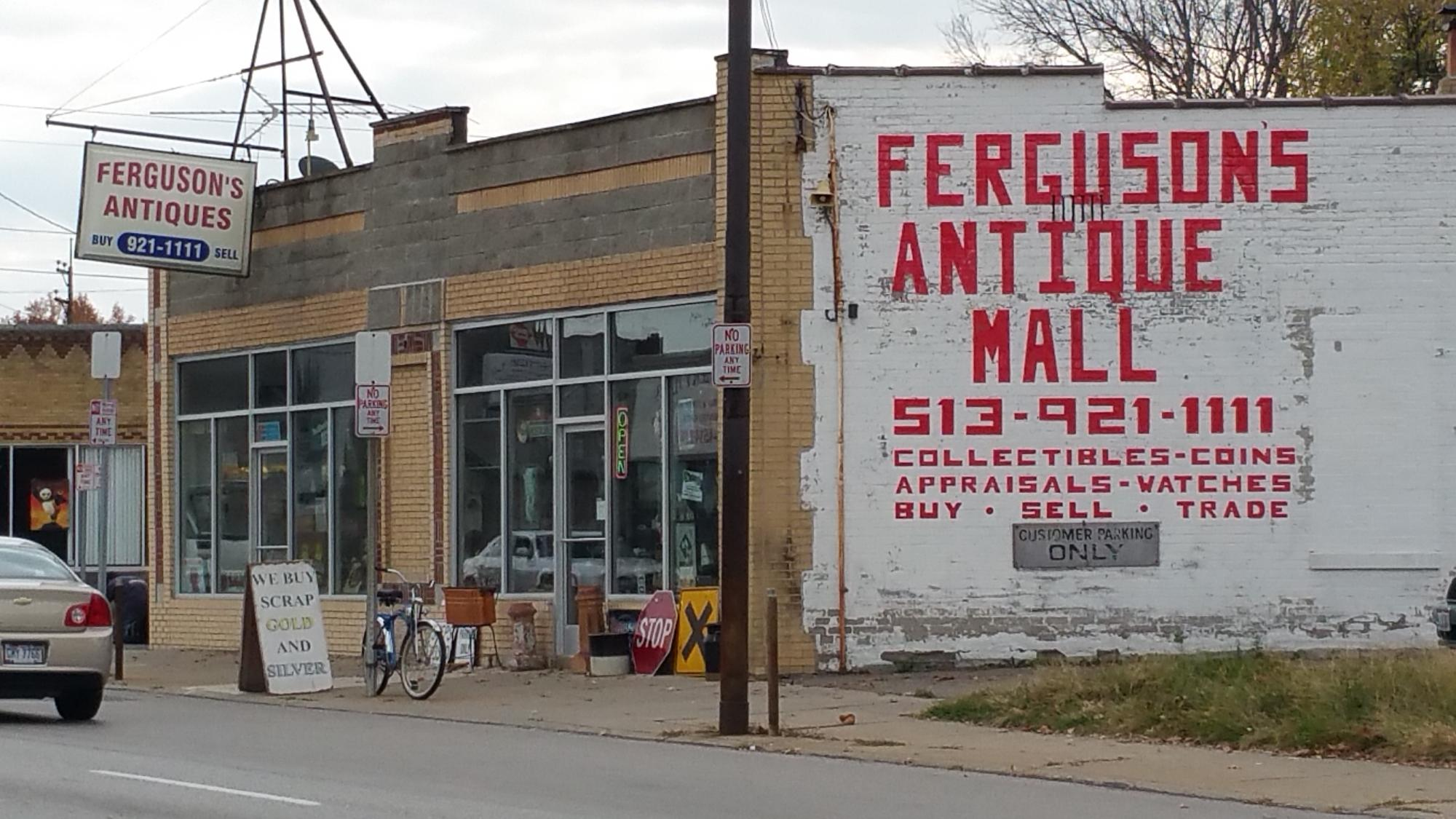 Cincinnati S Family Owned And Operated Antique Shop